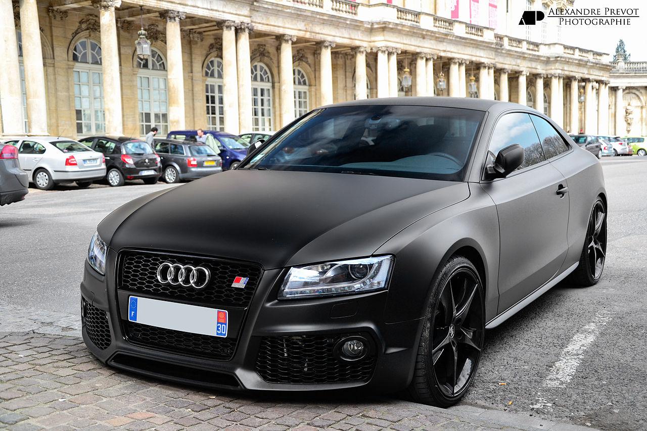 2009 Audi A5 Picture