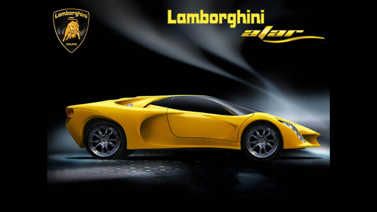 Lamborghini Embolado High Class Photos