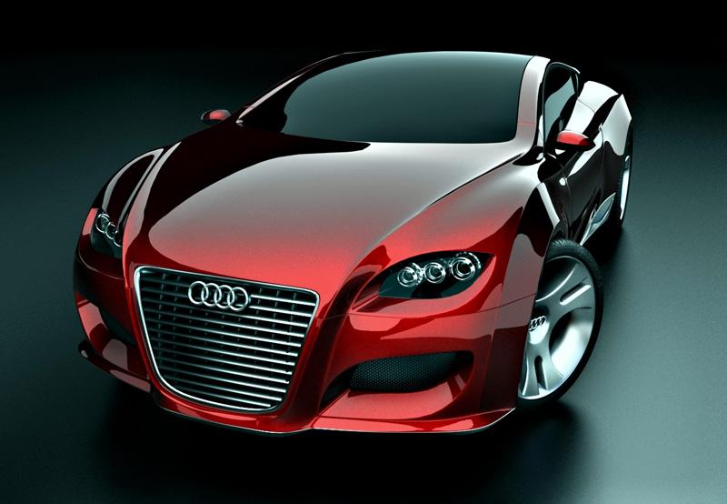 Audi Locus Concept Car