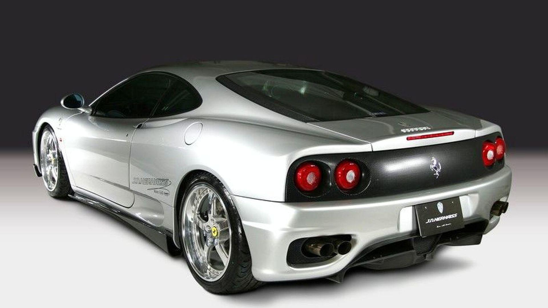 Ferrari 360 Modena JN Hephaiss